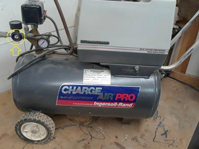 Charge Air Pro Air Compressor