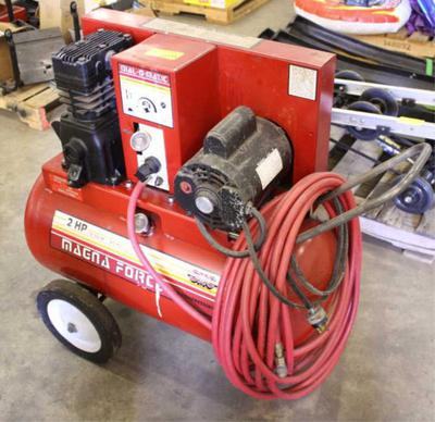 Sanborn Magna Force 2HP Portable Air Compressor