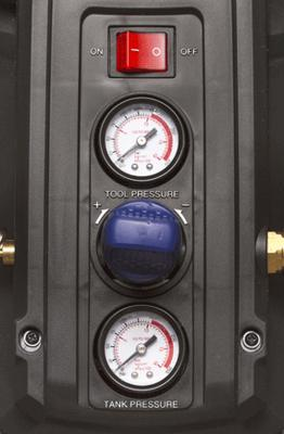 kobalt regulator panel