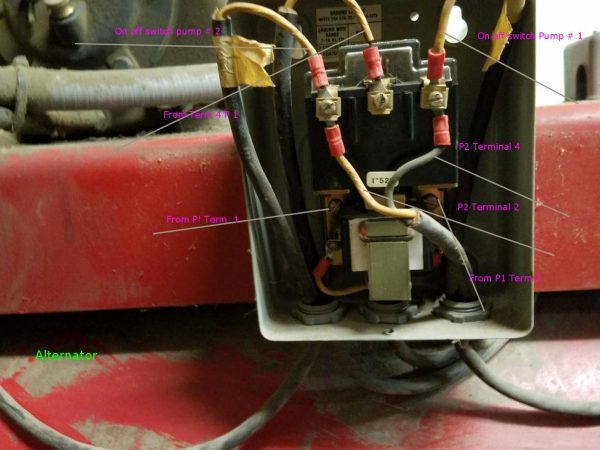 Snap On ACD 5120H compressor switch wiring - photo 1