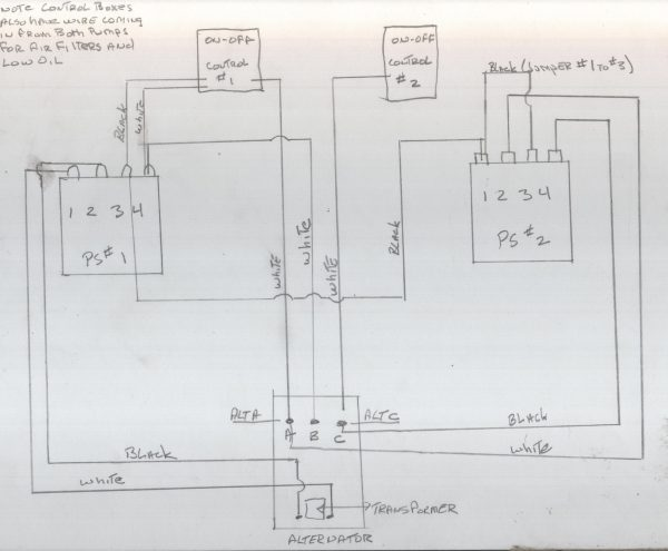 Snap On ACD 5120H switch wiring schematic