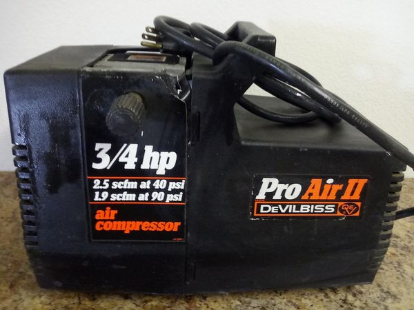 Devilbiss Air Compressors