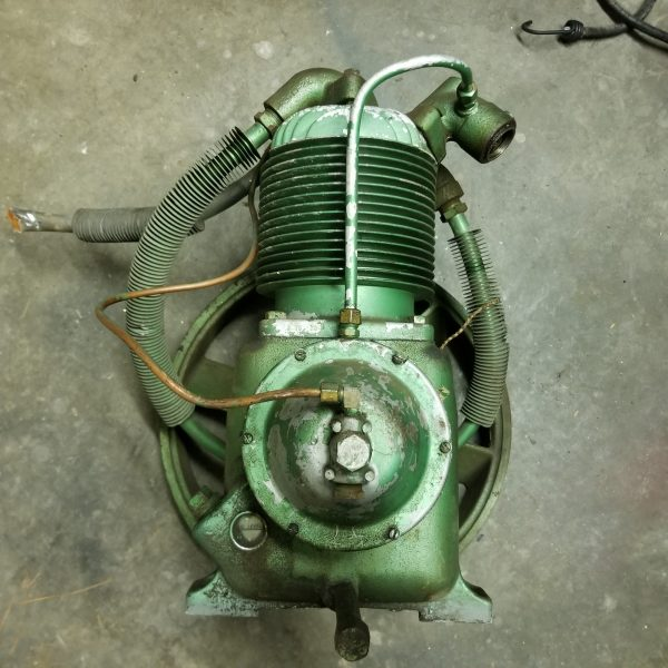Speedaire 3Z180 pump