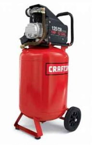 Craftsman 12 gallon air compressor