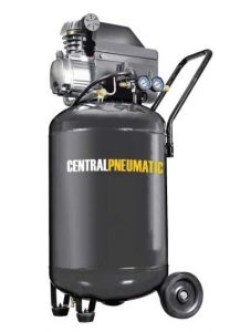 Harbor Freight 21 gallon air compressor