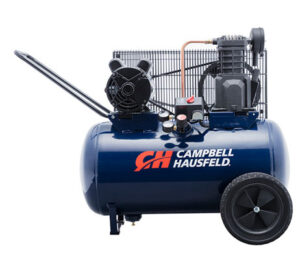 Campbell Hausfeld 20 Gallon Air Compressor (VT6290) Photo: campbellhausfeld.com